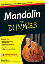 Mandolin For Dummies 2012 + Online Video & Audio Instruction