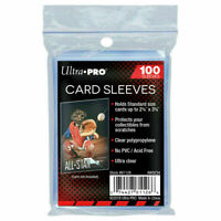 100 ULTRA PRO SOFT TRADING CARD PENNY SLEEVES TCG, BASKETBALL, FOOTBALL BRAND NE