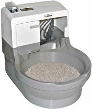 NEW CatGenie 120 Self Flushing Litter Box Automatic Washing Cat Genie Kitty