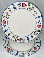 "3 Nikko PROVINCIAL DESIGNS AVONDALE 10 1/4"" DINNER PLATES"
