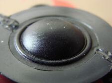 2pcs 25MM Dome Silk film Tweeter Dual Magnetic speaker HIFI 6 ohms 20 watts
