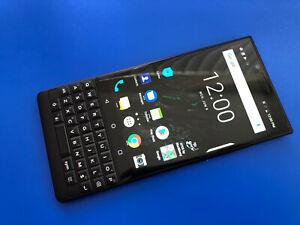 BlackBerry Key2 BBF100-6 - 64GB - Black (Unlocked) #253