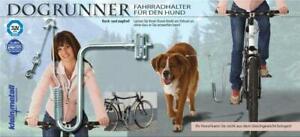 DOGRUNNER von Kleinmetall - Hunde-Fahrradhalterung - DAS ORIGINAL