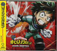 OST-MY HERO ACADEMIA (ANIME)-JAPAN CD G35