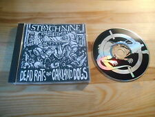 CD punk strychnine-Dead Conseil and Oakland Dogs (17 chanson) East Bay malice