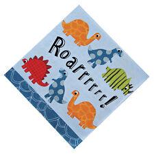 Roar! Dinosaur party napkins by Meri Meri
