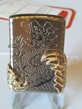 Accendino ZIPPO originale ,Dragone Giapponese 2 artigli ,Japanese Dragon lighter