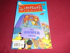THE SIMPSONS COMICS #42  Bongo Comics US Original Edition 1999 VF/NM