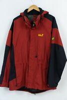 Jack Wolfskin Texapore Jacket Men Waterproof Breathable Size XL