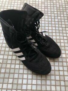 Adidas Boxer Turn- Schuhe, gr. 43 1/3