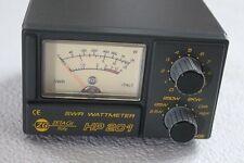 HF-Messgerät von Zetagi, HP 201, SWR/PWR, OVP