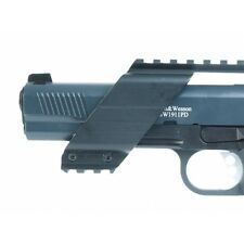 RAIL PICATINNY UNIVERSEL RED DOT REPLIQUE DE POING AIRSOFT PISTOLET BILLE 605222
