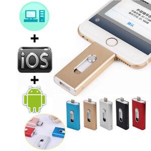 For iphone USB Flash Drive Pen drive external storage memory stick 1TB 512G 256G