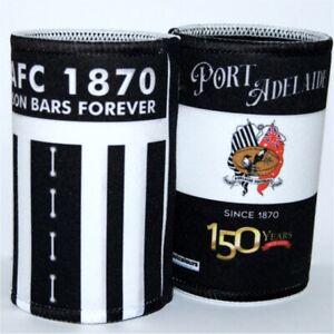 Port Adelaide - Prison Bars Forever - Stubby Holders