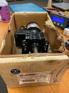👀 NEW DAYTON MAXI-TORQ 107:1 AC GEAR MOTOR 15/12.5 RPM 1/15 HP 202 TORQUE 4Z518