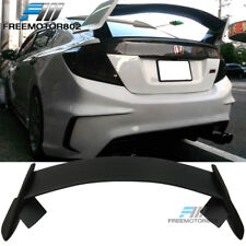 Fits 12-15 Honda Civic 9th Gen FB Sedan Gen X T-R Rear Trunk Spoiler Wing