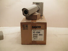 Security Surveillance Color CCD HD Camera Sanyo VCC-XZ600 Day/Night AF Zoom NEW!