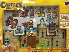 NEW KIDS CASTLES TALE ELECTRIC TOY WITH SOUND & LIGHT CASTLE PLAY SET FUN TOYS