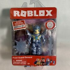 Roblox Frost Guard General with Code and Accessories