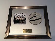 SIGNED/AUTOGRAPHED UNION J -YOU GOT IT ALL ALBUM FRAMED CD PRESENTATION.X FACTOR