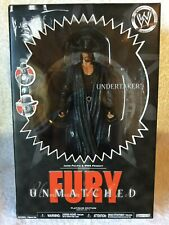WWE WWF Unmatched Fury Undertaker Mint in Box Jakks