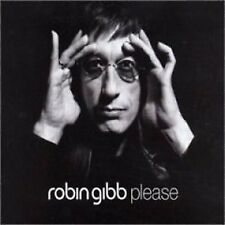 ROBIN GIBB - PLEASE  CD POP-ROCK INTERNAZIONALE