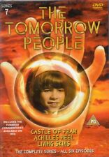 The Tomorrow People - Series 7 DVD - New & Sealed