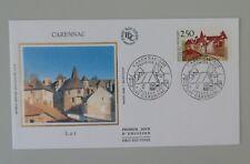 France FDC 1er jour 2705 6 juillet 1991 carennac-lot