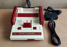 Nintendo Famicom Console original AV mod output + Led