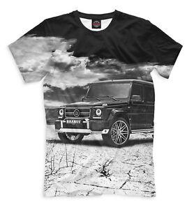 Gelandewagen G-Class t-shirt tee Offroad car