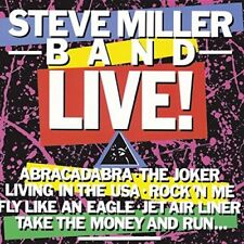 Steve Miller - Steve Miller Band Live [New CD] Japanese Mini-Lp Sleeve, Shm CD,