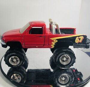 Tootsie Toy Dodge Ram Truck Red #67