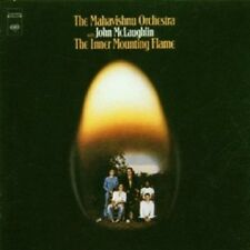 MAHAVISHNU ORCHESTRA - THE INNER MOUNTING FLAME  CD 8 TRACKS JAZZ FUSION  NEU