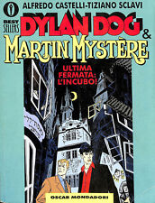 fumetto BESTSELLERS 631 DYLAN DOG MARTIN MYSTERE