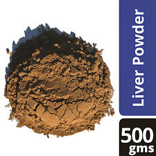 500gms 100% Pure Liver Powder for Fishing Baits