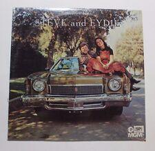 STEVE & EYDIE Songs By LP MGM PRO 905 US 1970s M Sealed Chevy Promo
