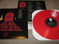 WAILIN STORMS One Foot in the Flesh Grave NEW RED Colored Vinyl LP +Mp3 Download