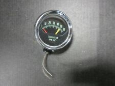 ORIGINAL GM 1966 CHEVY CHEVELLE KNEE KNOCKER TACHOMETER  USED 66