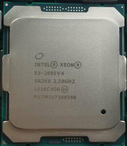 Intel Xeon E5-2686 v4 SR2K8 18C 2.3GHz 45MB LGA2011-3 C612 X99 Same E5-2697 v4
