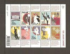 Nederland 2012 Carre 125jaar  V2979-2988  postfris