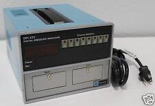 Druck DPI 420 DIGITAL PRESSURE INDICATOR 120 VAC. NOM 7 Channel Selector