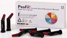 SILMET PROFIL A2 COMPULES 20 X 0.25 GM UNIDOSE COMPOSITE