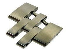 # 299 # breitling piloto banda Bentley acero eslabón/Link brazalete pulsera 20 mm