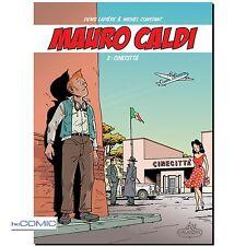 Mauro Caldi 2 Cinecitta Lapiere Constant RENNFAHRER Franko Belgisch COMIC 60er