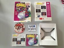 Pinball 97 (Flipper) PC FR Big Box