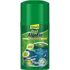 Tetra Pond Algofin 250ml Blanketweed Algae treatment Pond Fish