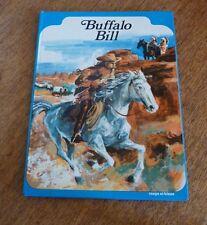 Buffalo Bill Pierre Lamblin  COLLECTION : Rouge et bleue  1973