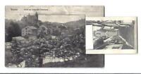 """""""Karte in Karte"""" Drucksache von ca. 1900: WETZLAR, Dom und Kalsmund"""