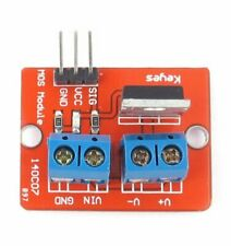 5Pcs Mosfet Button Irf520 Mosfet Driver Module for Arduino Arm Raspberry pi