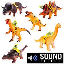 Riese 36cm Weichgummi Tyrannosaurus Rex Dinosaurier Aktion Figur Spielzeug